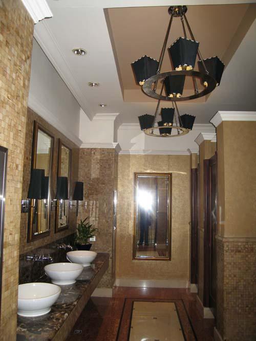 五星级宾馆洗手间1